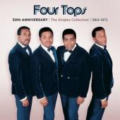 Album artwork for Four Tops / 50th Anniversary - The Singles Collect