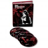 Album artwork for AMY WINEHOUSE: AT THE BBC(3DVD+CD)