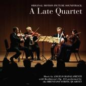 Album artwork for A Late Quartet OST