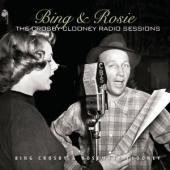 Album artwork for Bing Crosby, Rosemary Clooney: Crosby-Cloony Radio