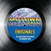Album artwork for Mowtown, Music that inspired the Musical - 2-CD se
