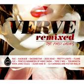 Album artwork for Verve Remixed: The First Ladies