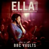 Album artwork for Ella Fitzgerald: Best of the BBC Vaults (CD and DV