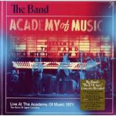 Album artwork for The Band: LIVE AT THE ACADEMY
