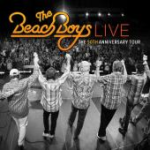 Album artwork for The Beach Boys: Live, The 50th Anniversary Tour