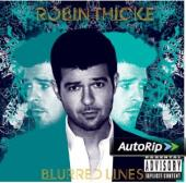 Album artwork for Robin Thicke: Blurred Lines