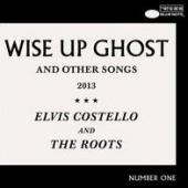Album artwork for Elvis Costello / The Roots : Wise Up Ghost