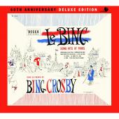 Album artwork for Bing Crosby: Le Bing Song Hits of Paris