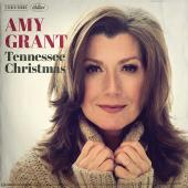 Album artwork for AMY GRANT - A TENNESSEE CHRISTMAS