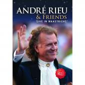 Album artwork for Andre Rieu: Live in Maastricht (DVD)