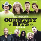 Album artwork for COUNTRY HITS 2014