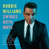 Album artwork for SWINGS BOTH WAYS / Robbie Williams