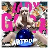 Album artwork for ARTPOP / Lady Gaga (CD+DVD)