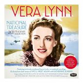 Album artwork for Vera Lynn: National Treasure (2-CD set)