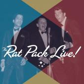 Album artwork for THE RAT PACK LIVE (2CD+DVD)