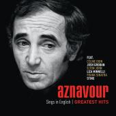 Album artwork for Aznavour: Sings In English / Greatest Hits
