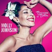 Album artwork for Because Of Billie / Molly Johnson