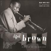 Album artwork for Clifford Brown - New Star on the Horizon