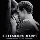 Album artwork for FIFTY SHADES OF GREY OST