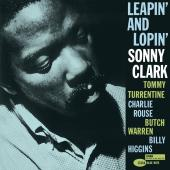 Album artwork for Sonny Clark - Leapin and Lopin