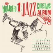 Album artwork for The Number 1 Jazz Christmas Album
