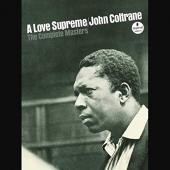 Album artwork for A Love Supreme - The Complete Masters / Coltrane