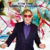 Album artwork for Elton John: Wonderful Crazy Night