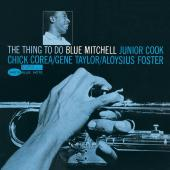 Album artwork for The Thing to Do / Blue Mitchell