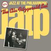 Album artwork for Jazz at the Philharmonic - the Ella Fitzgerald Set
