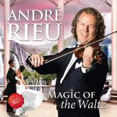 Album artwork for Magic of the Waltz / Andre Rieu