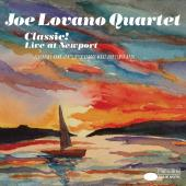 Album artwork for JOE LOVANO QUARTET - CLASSIC LIVE AT NEWPORT