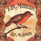 Album artwork for Van Morrison - Keep Me Singing
