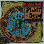 Album artwork for Planet Drum / Mickey Hart