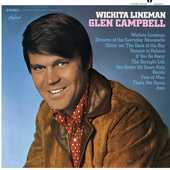 Album artwork for WICHITA LINEMAN (VINYL)
