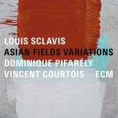 Album artwork for ASIAN FIELDS VARIATIONS / Louis Sclavis