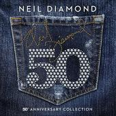 Album artwork for Neil Diamong - 50 Anniversary Collection