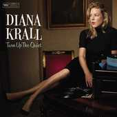 Album artwork for Diana Krall - TURN UP THE QUIET