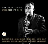 Album artwork for THE PASSION OF CHARLIE PARKER