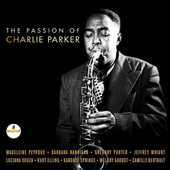 Album artwork for PASSION OF CHARLIE PARKER