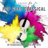 Album artwork for POP GOES CLASSICAL