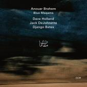 Album artwork for BLUE MAQAMS  /Anour Brahem, Dave Holland, etc