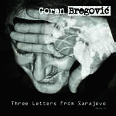 Album artwork for 3 LETTERS FROM SARAJEVO