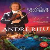 Album artwork for Andre Rieu - The Magic of Maastricht