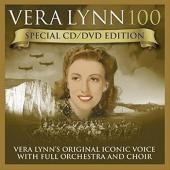 Album artwork for Vera Lynn 100 - CD/DVD special edition