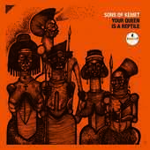 Album artwork for Sons Of Kemet - YOUR QUEEN IS A REPTILE