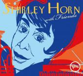 Album artwork for SHIRLEY HORN WITH FRIENDS