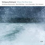 Album artwork for Where the River Goes / Wolfgang Muthspiel