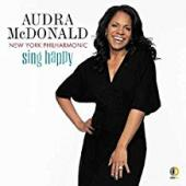 Album artwork for AUDRA McDONALD - SING HAPPY