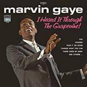 Album artwork for Marvin Gay - I Heard it Through the Grapevine !