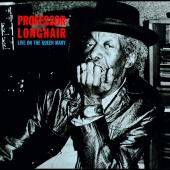 Album artwork for Live on the Queen Mary / Professor Longhair